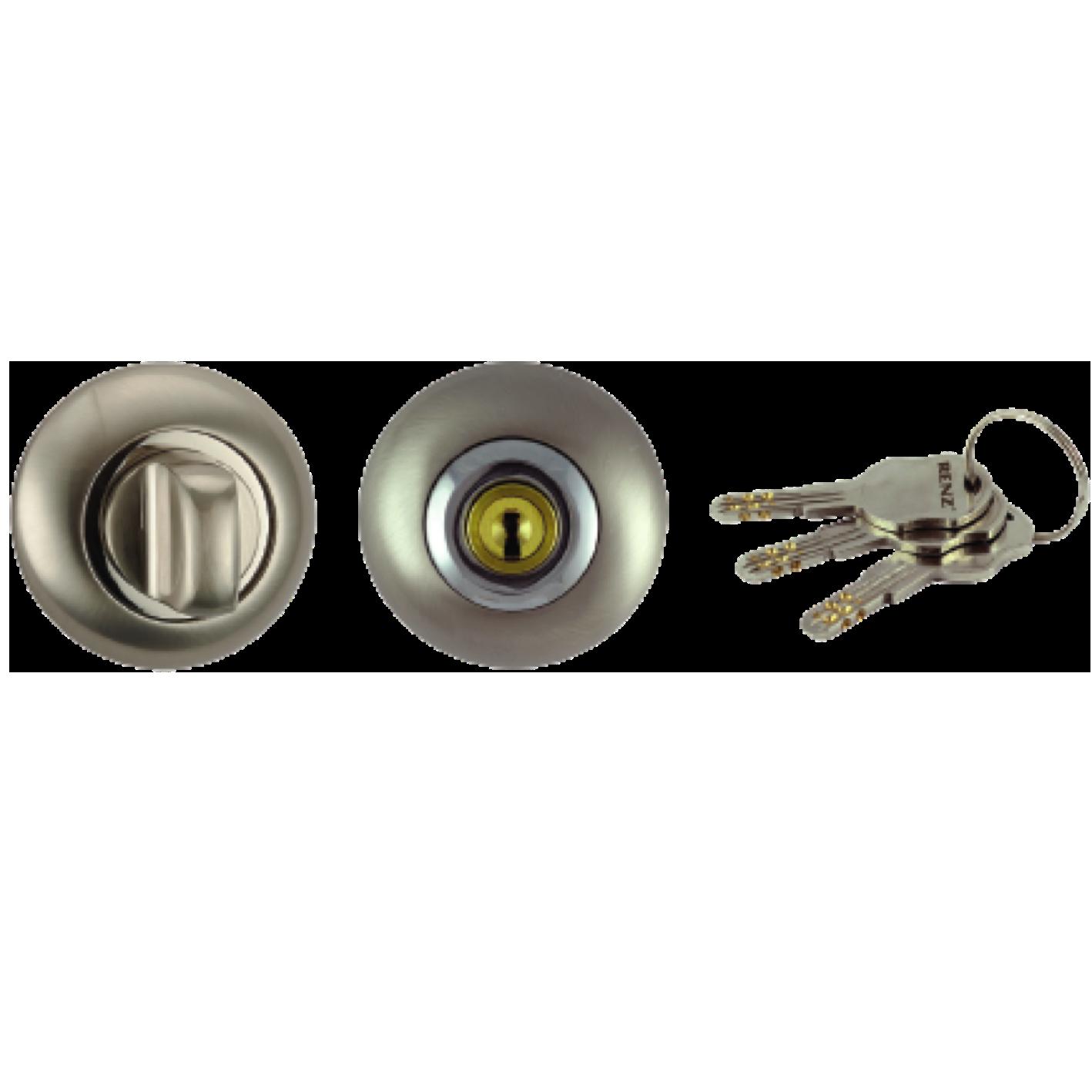 Фиксатор с ключом RENZ «INBK-K 08»