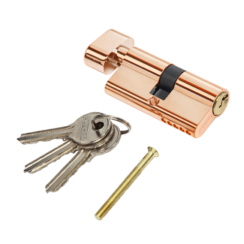 Личинка для замка PUERTO английский ключ/вертушка 60мм