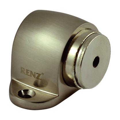 Дверной напольный магнитный ограничитель RENZ «SM 32»