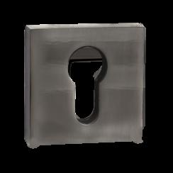 Дверная квадратная накладка «INET 03» на личинку RENZ
