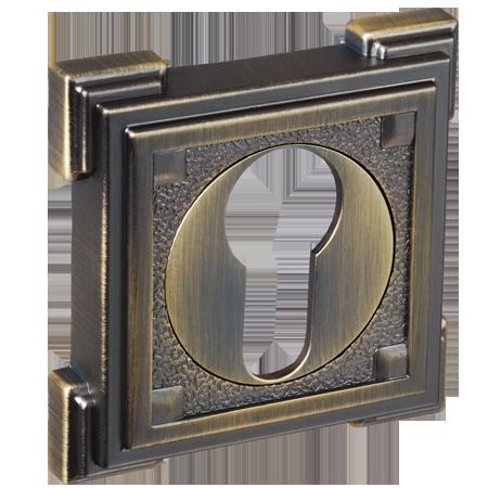 Накладка дверная «INET 19» на цилиндр RENZ