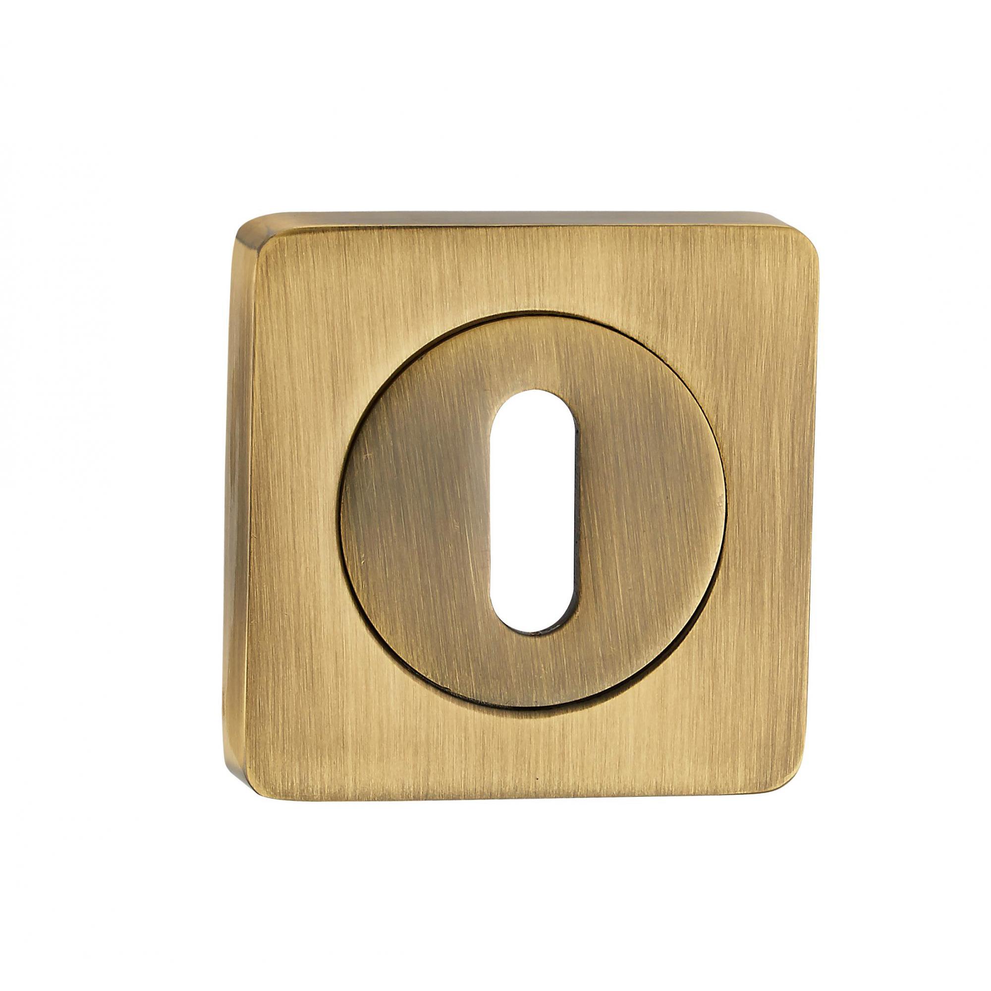 Накладка дверная «INOB AL 02» под сувальдный ключ PUERTO