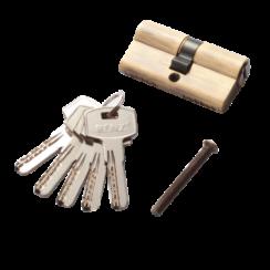 Личинка для замка RENZ перфорированный ключ/ключ 60мм
