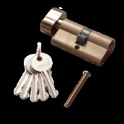 Личинка для замка RENZ английский ключ/вертушка 60мм