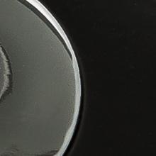 Матовый чёрный никель/хром блестящий