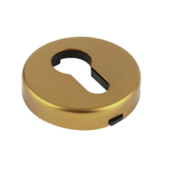 Дверная накладка «INET 07» на цилиндр (на анодированную ручку)