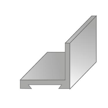 "Кронштейн ""INН-3-К"" для верхней направляющей"