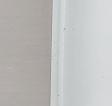 Хром матовый/белое стекло