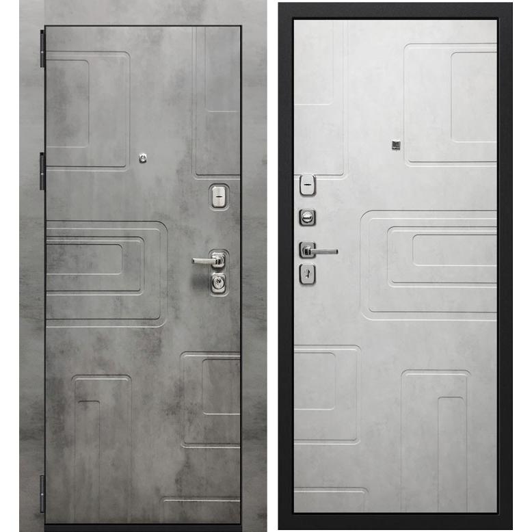Входная дверь металлическая SD Prof Фортуна New