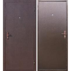 """Входная металлическая дверь """"Стройгост 5-1 металл"""""""