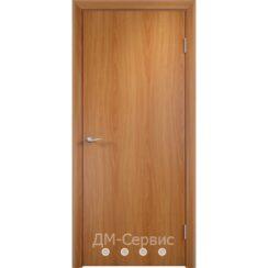 Строительный блок дверной ДПГ ПВХ с вентиляционной решёткой-2