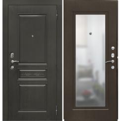Входная металлическая дверь SD Prof-10 Троя-Зеркало