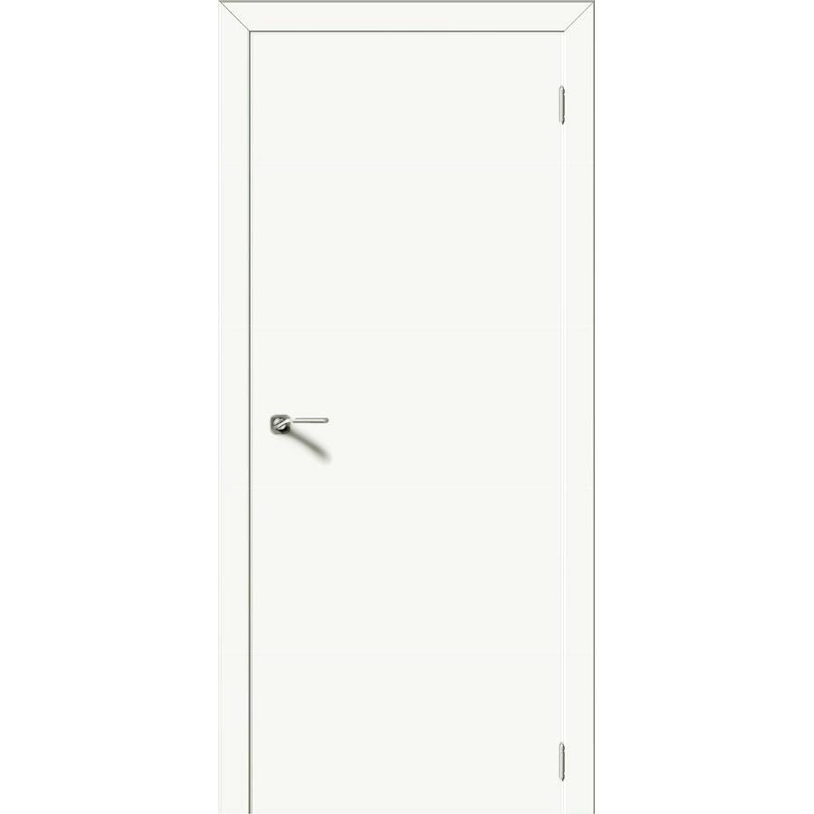 Дверной строительный блок ДПГ крашенный по каталогу RAL