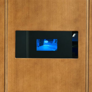 Входная дверь с камерой