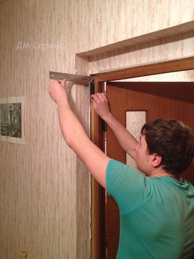 Дверные доборы и их установка
