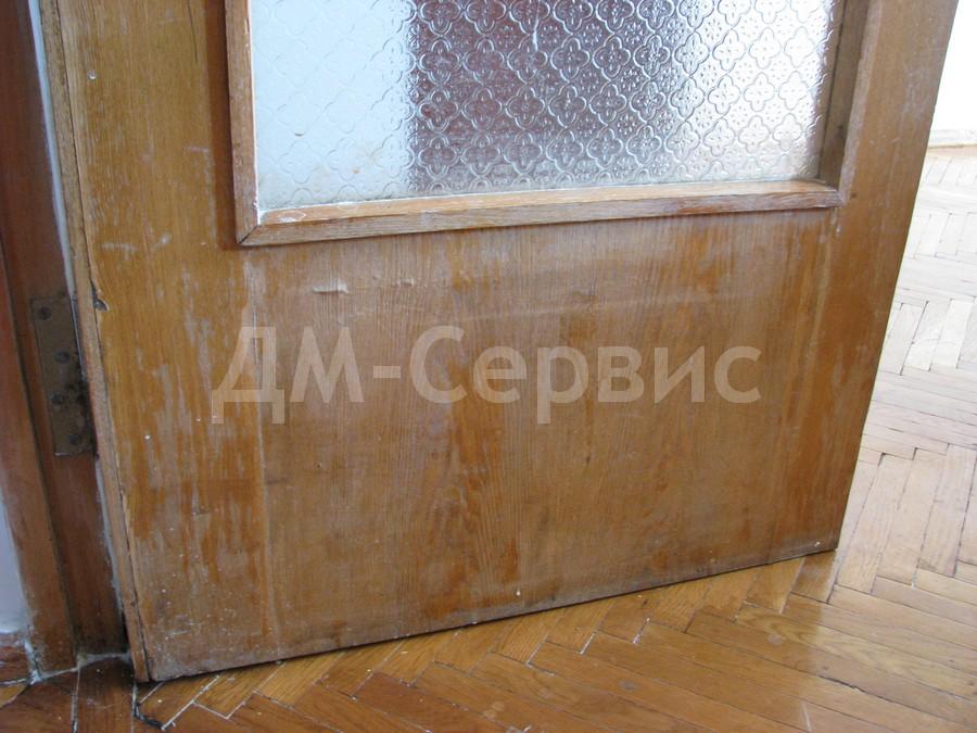 Реставрация межкомнатных дверей своими руками из двп
