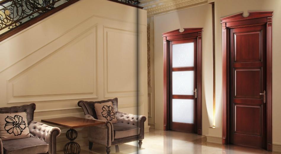 белорусские двери из массива