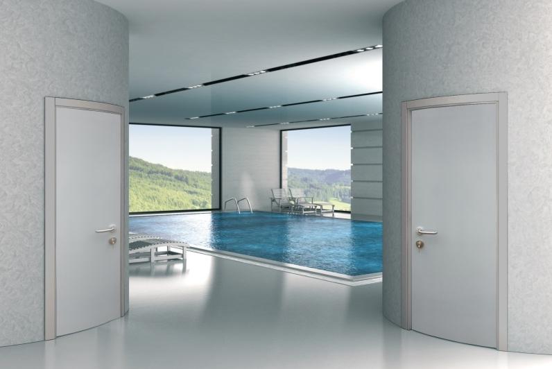 двери для бассейна