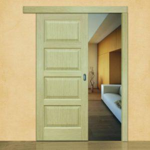 двери на рельсах