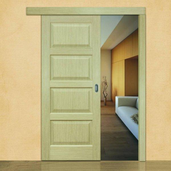Дверь на рельсах