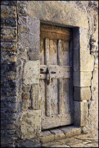 двери в средневековье