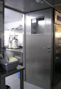 двери для пищевого производства