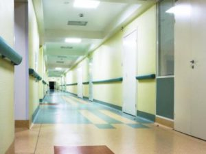 места применения окрашенных дверей