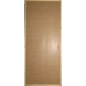 Оргалитовая дверь ПГ