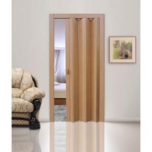 Дверь «гармошка» без витражей