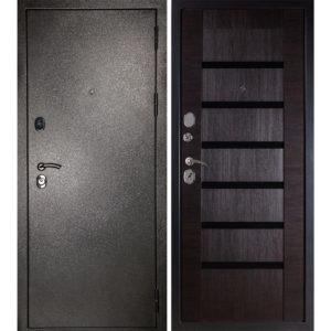 Входная металлическая дверь МД-05 (серебро)