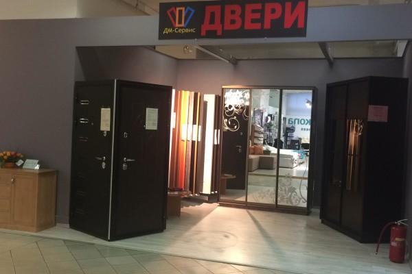 Открытие салона входных и межкомнатных дверей
