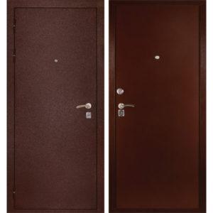 Входная металлическая дверь C-501