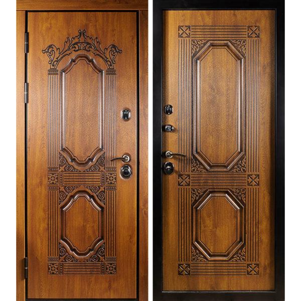 Входная металлическая дверь Париж