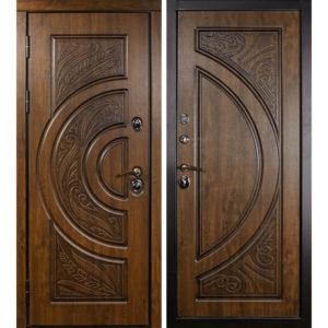 Входная металлическая дверь Прага