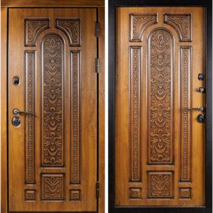 Входная металлическая дверь Рим