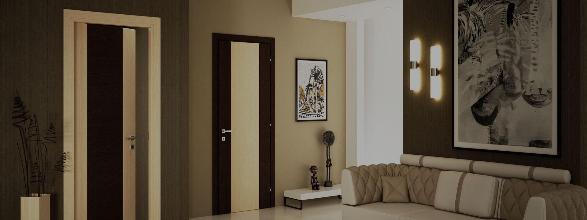 Низкие цены на межкомнатные двери